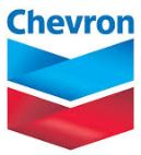 Chevron logo and link